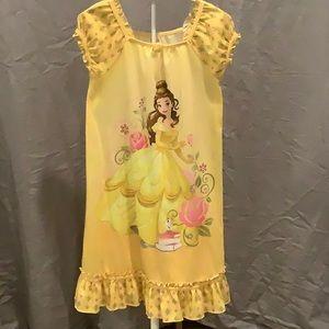 Disney's Belle Nightgown - Size 9/10